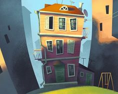 background art by DENIS ZILBER