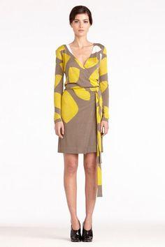 DVF Richley Dress  $465