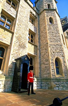 Queen's Guard, Tower of London