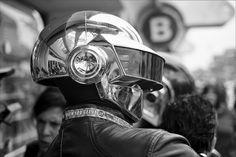 Daft Punk, via Flickr.