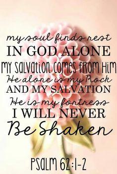 Psalm 62: