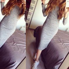 www.outfitbook.fr on Instagram \u201cMes belles je vous informe que cette robe pull est aussi de retour vous avez été nombreuses à la réclamer ☺  💋💋\u201d