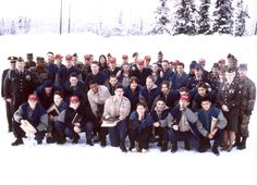 Check out this #throwback photo at the Alaska Military Youth Academy! #ThrowbackThursday #TBT