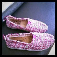 sketchers bob shoes. adorable sketchers bob\u0027s hot pink slip on shoes 7 bob