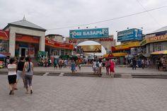 Kırgızistan - Oş Pazarı