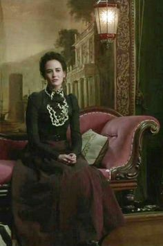 "Eva Green | 'Penny Dreadful' S1 Ep06 ""What Death Can Join Together"""