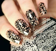 Package Contents : 1pc Nail Art Stamp Template Instructions: The plate is shielded by a thin transparent protective film, please remove the film before use, so that the nail polish can be transferred