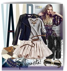 """""""Amplified"""" by amateurfashionista on Polyvore"""