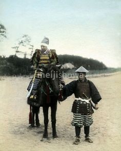 MeijiShowa: Search results: samurai - Vintage Images of Japan