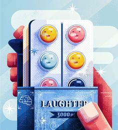 Editorial / Bulletin magazinethe use of laughter therapy in brain injury rehabilitation.
