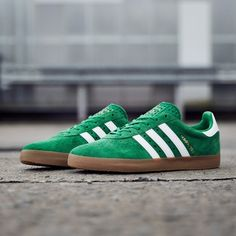 adidas Originals 350: Green