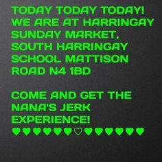 Harringay Sunday market