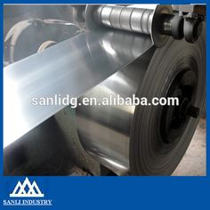 Thought differently, hot dip galvanized steel strip have hit