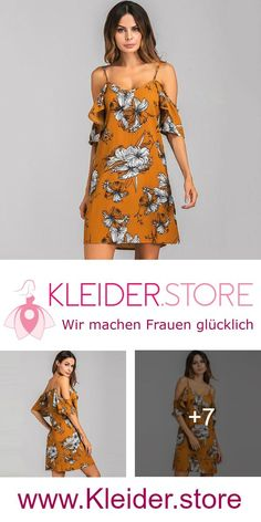 094c67b006c7e3 Sommerkleid Mit Spaghettiträger günstig Online kaufen – jetzt bis zu -87%  sparen