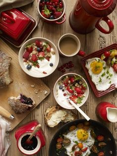 Le Creuset, Fries, Breakfast, Kitchen, Future, Live, Products, Morning Coffee, Cooking