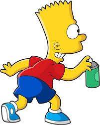 Bart Simpson Has Got To Be My Most Favorite Character Ever