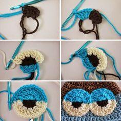 olhos+coruja+crochet.jpg (736×742)