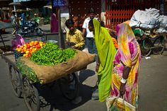 Produce in India....... via Flickr.