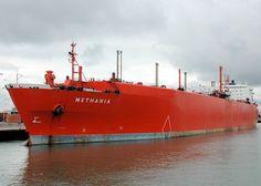 Methania LNG tanker