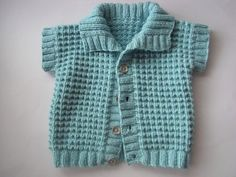 Ravelry: Project Gallery for Jackets and Waistcoat Vest pattern by Sirdar Spinning Ltd.