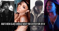 Why R&B's New Class Should Have You Excited for 2014!   ThisisRnB.com - Hot New R&B Music, Videos, News
