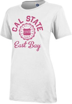 Product: California State University East Bay Women's Campus T-Shirt
