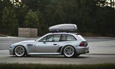 BMW Z3 M Roadster silver