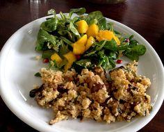 Die fabelhafte Welt der Franca Tütü:  eat  Pilz.HirseRisotto