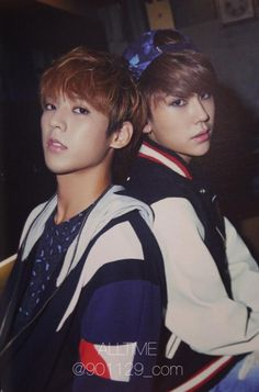 Ilhoon and Minhyuk ♡