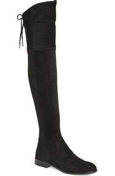 ALDO Elinna Flat Over The Knee Boots ($94) ❤ liked on Polyvore ...