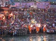 Kumbh Mela – the biggest and perhaps most important spiritual festival in the Hindu world, and the largest gathering of humanity on earth.