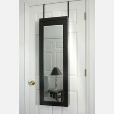 """Over The Door Armoire 48"""" Blk, $169, now featured on Fab."""