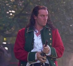 Jason Isaacs in The Patriot
