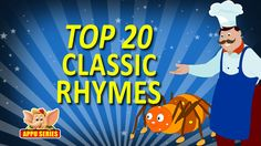 Nursery Rhymes Vol1 - Collection of Twenty Rhymes