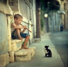Siempre hay alguien que sabe apreciar la buena música…