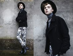 Get this look: http://lb.nu/look/5628246  More looks by Mikko Puttonen: http://lb.nu/mikkoputtonen  Items in this look:  Motel Rocks Trousers, Jacket, Tiger Of Sweden Shoes