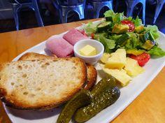 Ploughman's Lunch Platter ($9.95) at Third Village.