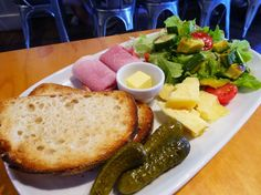 Ploughman's Lunch Platter ($9.95) at Third Village.