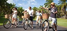 Hire an electric bike from KStar Bike Hire to get around and see the local sites #portdouglas #thingstodoinportdouglas