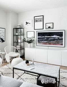 Gallery Wall Update: A TV That Matches Our Decor -
