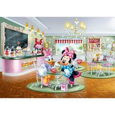 Disney Minnie & Daisy Wallpaper