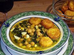Potaje de Cuaresma | Cocinar en casa es facilisimo.com