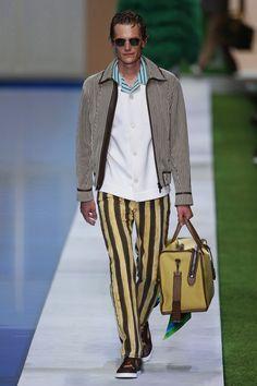 Fendi   Menswear - Spring 2017   Look 28
