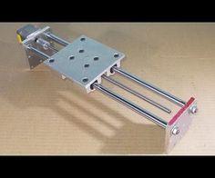 Homemade Engraving Plotter Laser Frame DIY X CNC Axis Slide Linear