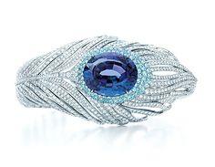 Tiffany peacock ring