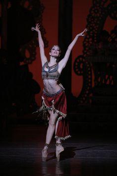 "nycbphotoblog:Rebecca Krohn in George Balanchine's ""The Nutcracker""PHOTO CREDIT: Paul Kolnik"