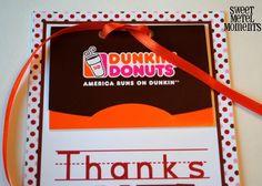 Sweet Metel Moments: Free Printable - Teacher Appreciation - Thanks a Latte