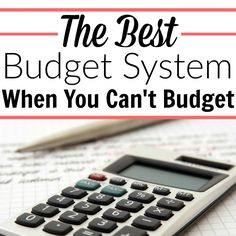 If you're like me and have always struggled with making and sticking to a budget, this is for you! This is the best and easiest budget EVER!