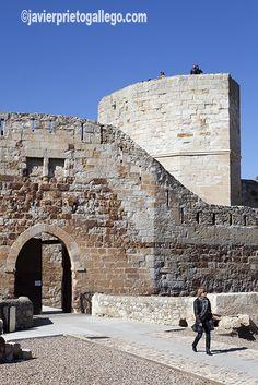 Castillo de Zamora. Siglo XI. Castilla y León. España © Javier Prieto Gallego. www.siempredepaso.es