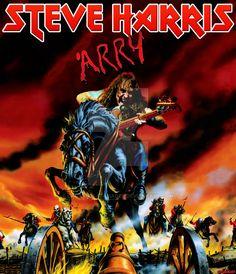 Steve Harris by croatian-crusader